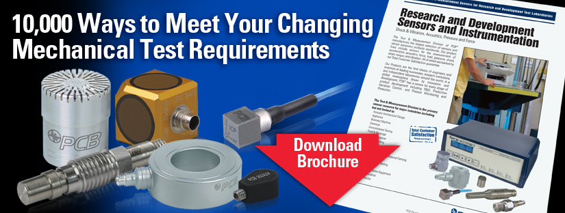 Download Research and Development Sensors and Instrumenttation Brochure